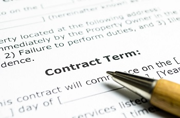 Bond Contract Terms